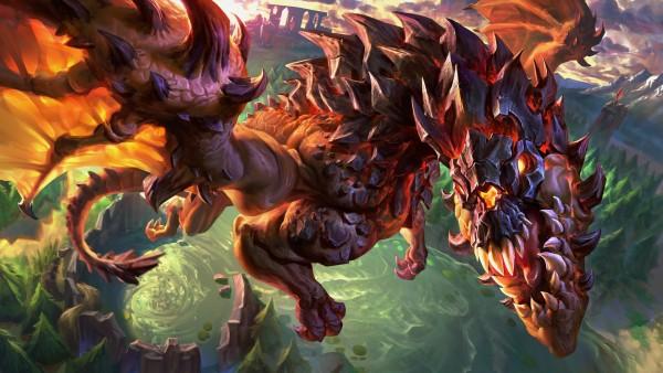 Dragon_Splash art