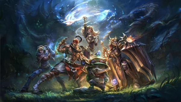 Teambuilder-Promo-Art-HD-Wallpaper-Background-Official-Art-Artwork-League-of-Legends-lol